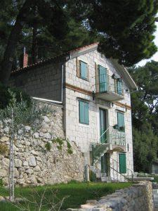Kuća u Botaničkom vrtu