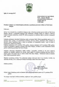 10.04.17. Zahtjev za upis posebnog pravnog režima - JU