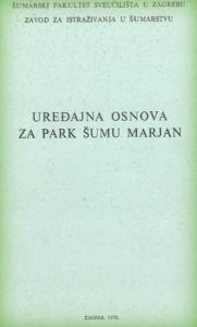 ŠGP 1 Naslovnica